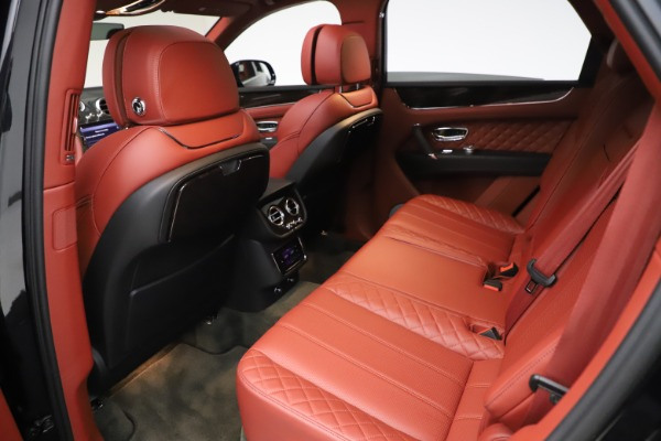 Used 2017 Bentley Bentayga W12 for sale $145,900 at Bugatti of Greenwich in Greenwich CT 06830 22