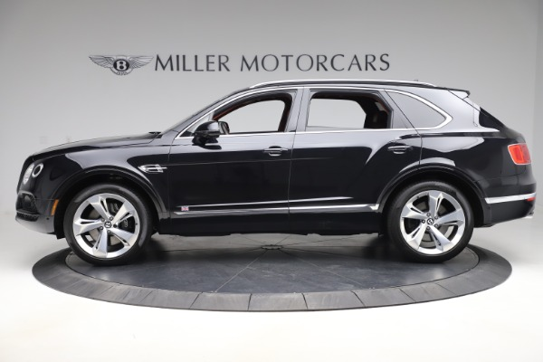 Used 2017 Bentley Bentayga W12 for sale $145,900 at Bugatti of Greenwich in Greenwich CT 06830 3