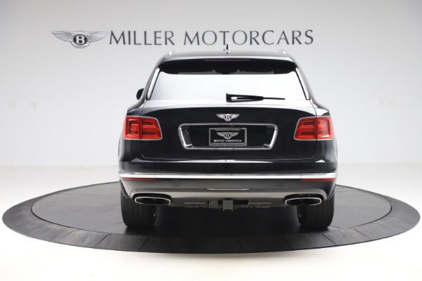 Used 2017 Bentley Bentayga W12 for sale $145,900 at Bugatti of Greenwich in Greenwich CT 06830 6