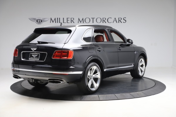 Used 2017 Bentley Bentayga W12 for sale $145,900 at Bugatti of Greenwich in Greenwich CT 06830 7