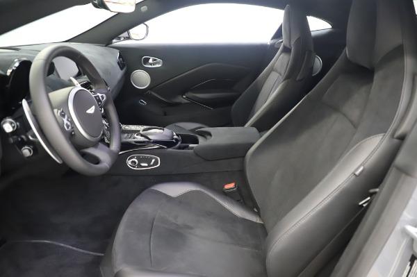 New 2020 Aston Martin Vantage Coupe for sale $165,381 at Bugatti of Greenwich in Greenwich CT 06830 14
