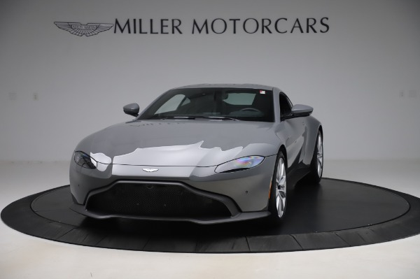 New 2020 Aston Martin Vantage Coupe for sale $165,381 at Bugatti of Greenwich in Greenwich CT 06830 2