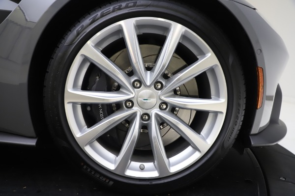 New 2020 Aston Martin Vantage Coupe for sale $165,381 at Bugatti of Greenwich in Greenwich CT 06830 21