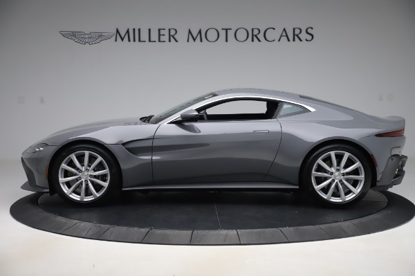 New 2020 Aston Martin Vantage Coupe for sale $165,381 at Bugatti of Greenwich in Greenwich CT 06830 3