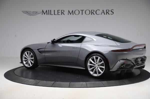New 2020 Aston Martin Vantage Coupe for sale $165,381 at Bugatti of Greenwich in Greenwich CT 06830 4