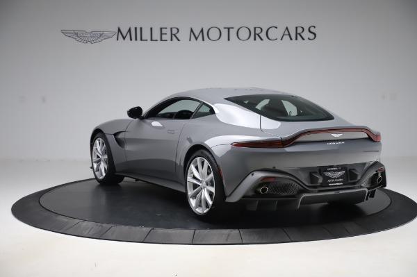 New 2020 Aston Martin Vantage Coupe for sale $165,381 at Bugatti of Greenwich in Greenwich CT 06830 5