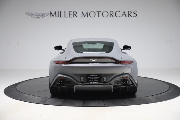 New 2020 Aston Martin Vantage Coupe for sale Sold at Bugatti of Greenwich in Greenwich CT 06830 6
