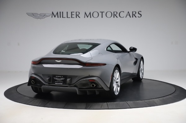 New 2020 Aston Martin Vantage Coupe for sale $165,381 at Bugatti of Greenwich in Greenwich CT 06830 7