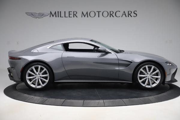 New 2020 Aston Martin Vantage Coupe for sale $165,381 at Bugatti of Greenwich in Greenwich CT 06830 9