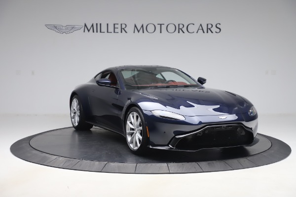 New 2020 Aston Martin Vantage Coupe for sale $177,481 at Bugatti of Greenwich in Greenwich CT 06830 10
