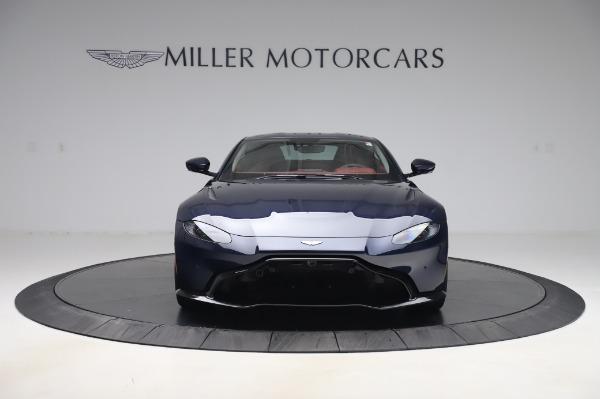 New 2020 Aston Martin Vantage for sale $177,481 at Bugatti of Greenwich in Greenwich CT 06830 11