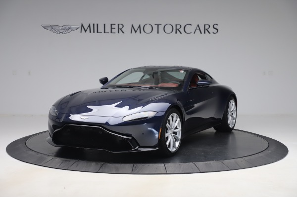 New 2020 Aston Martin Vantage Coupe for sale $177,481 at Bugatti of Greenwich in Greenwich CT 06830 12