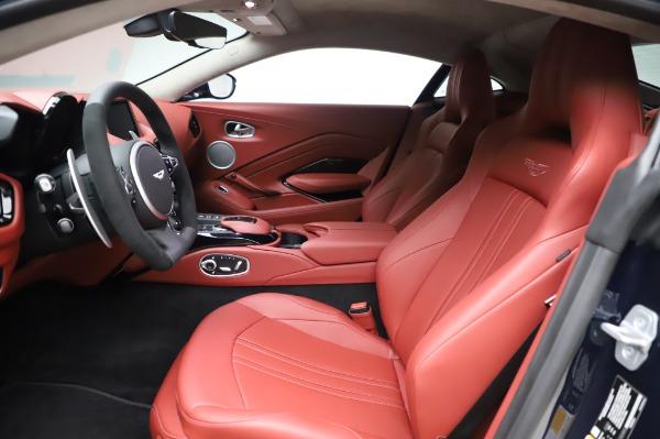 New 2020 Aston Martin Vantage for sale $177,481 at Bugatti of Greenwich in Greenwich CT 06830 13