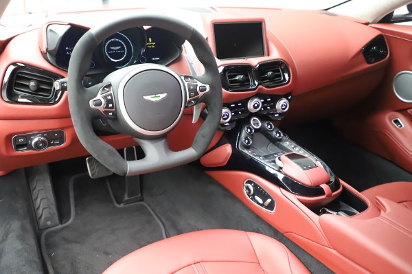 New 2020 Aston Martin Vantage Coupe for sale $177,481 at Bugatti of Greenwich in Greenwich CT 06830 14