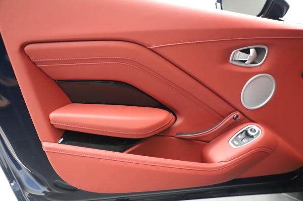 New 2020 Aston Martin Vantage for sale $177,481 at Bugatti of Greenwich in Greenwich CT 06830 17