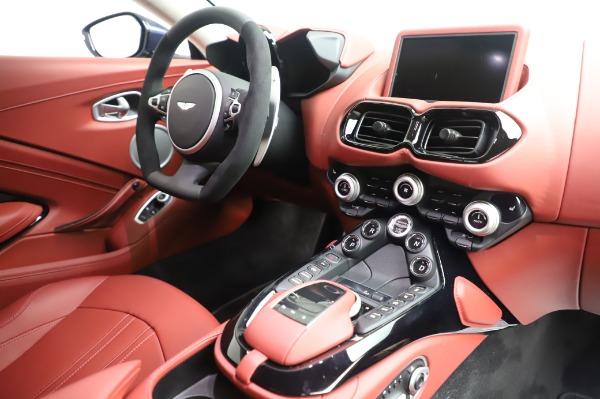 New 2020 Aston Martin Vantage for sale $177,481 at Bugatti of Greenwich in Greenwich CT 06830 18