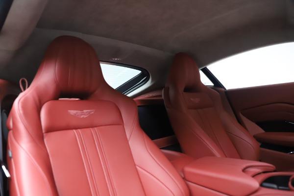 New 2020 Aston Martin Vantage for sale $177,481 at Bugatti of Greenwich in Greenwich CT 06830 19