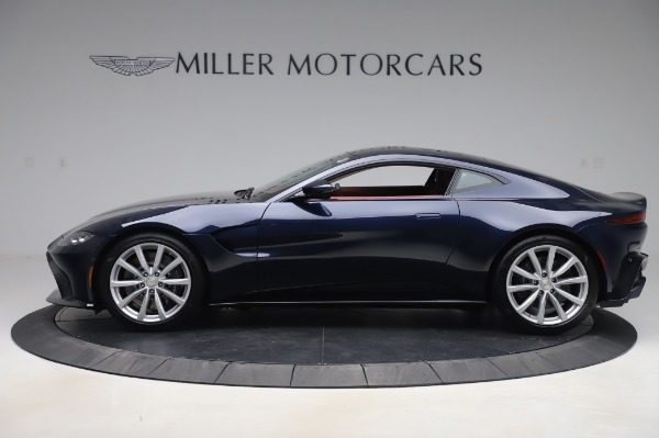 New 2020 Aston Martin Vantage Coupe for sale $177,481 at Bugatti of Greenwich in Greenwich CT 06830 2