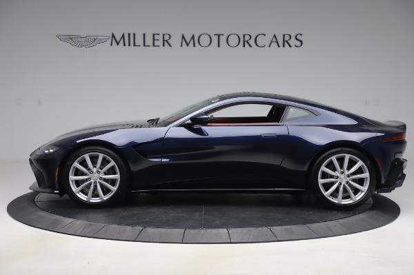 New 2020 Aston Martin Vantage for sale $177,481 at Bugatti of Greenwich in Greenwich CT 06830 2