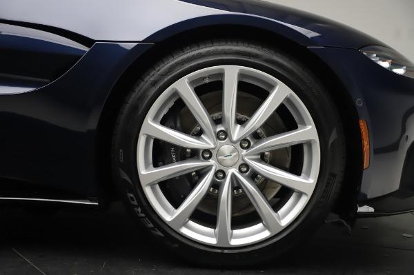New 2020 Aston Martin Vantage for sale $177,481 at Bugatti of Greenwich in Greenwich CT 06830 20