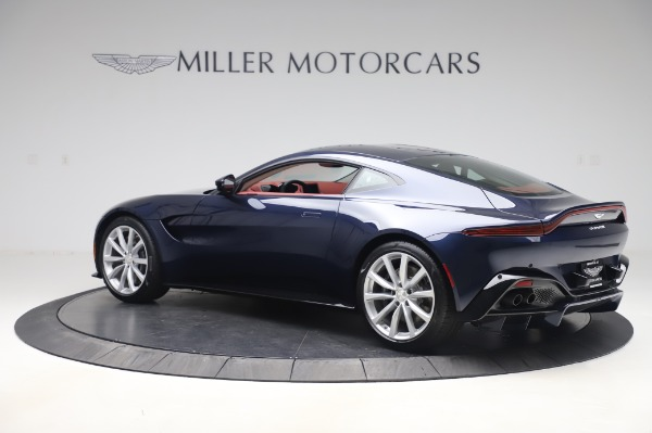 New 2020 Aston Martin Vantage Coupe for sale $177,481 at Bugatti of Greenwich in Greenwich CT 06830 3