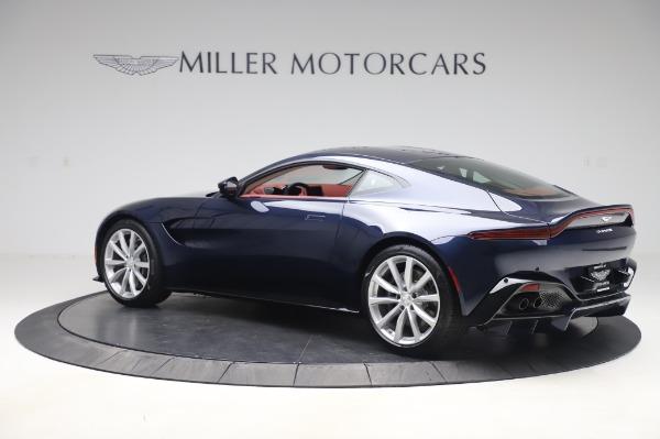 New 2020 Aston Martin Vantage for sale $177,481 at Bugatti of Greenwich in Greenwich CT 06830 3