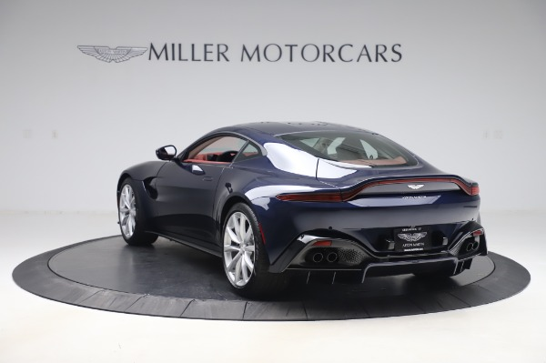 New 2020 Aston Martin Vantage Coupe for sale $177,481 at Bugatti of Greenwich in Greenwich CT 06830 4