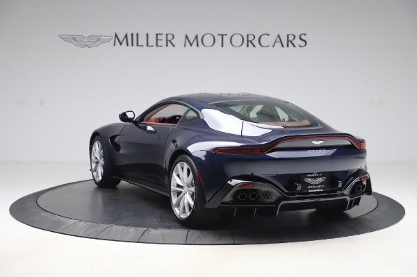 New 2020 Aston Martin Vantage for sale $177,481 at Bugatti of Greenwich in Greenwich CT 06830 4