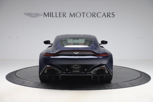 New 2020 Aston Martin Vantage for sale $177,481 at Bugatti of Greenwich in Greenwich CT 06830 5