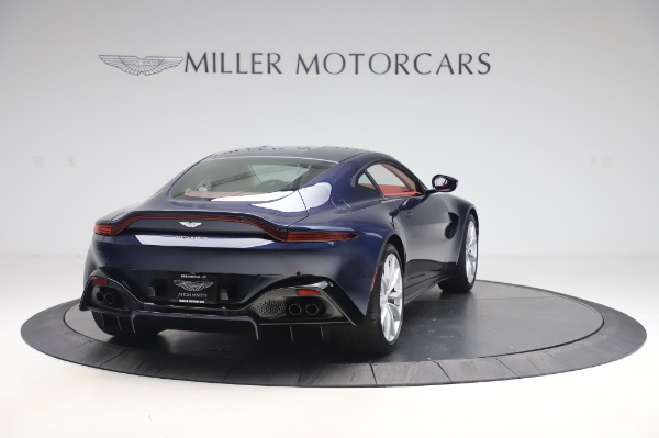 New 2020 Aston Martin Vantage Coupe for sale $177,481 at Bugatti of Greenwich in Greenwich CT 06830 6