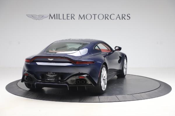 New 2020 Aston Martin Vantage for sale $177,481 at Bugatti of Greenwich in Greenwich CT 06830 6
