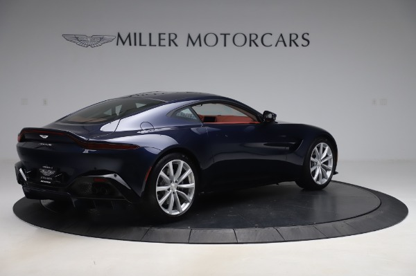 New 2020 Aston Martin Vantage Coupe for sale $177,481 at Bugatti of Greenwich in Greenwich CT 06830 7