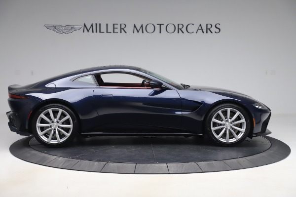 New 2020 Aston Martin Vantage Coupe for sale $177,481 at Bugatti of Greenwich in Greenwich CT 06830 8