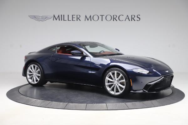 New 2020 Aston Martin Vantage for sale $177,481 at Bugatti of Greenwich in Greenwich CT 06830 9