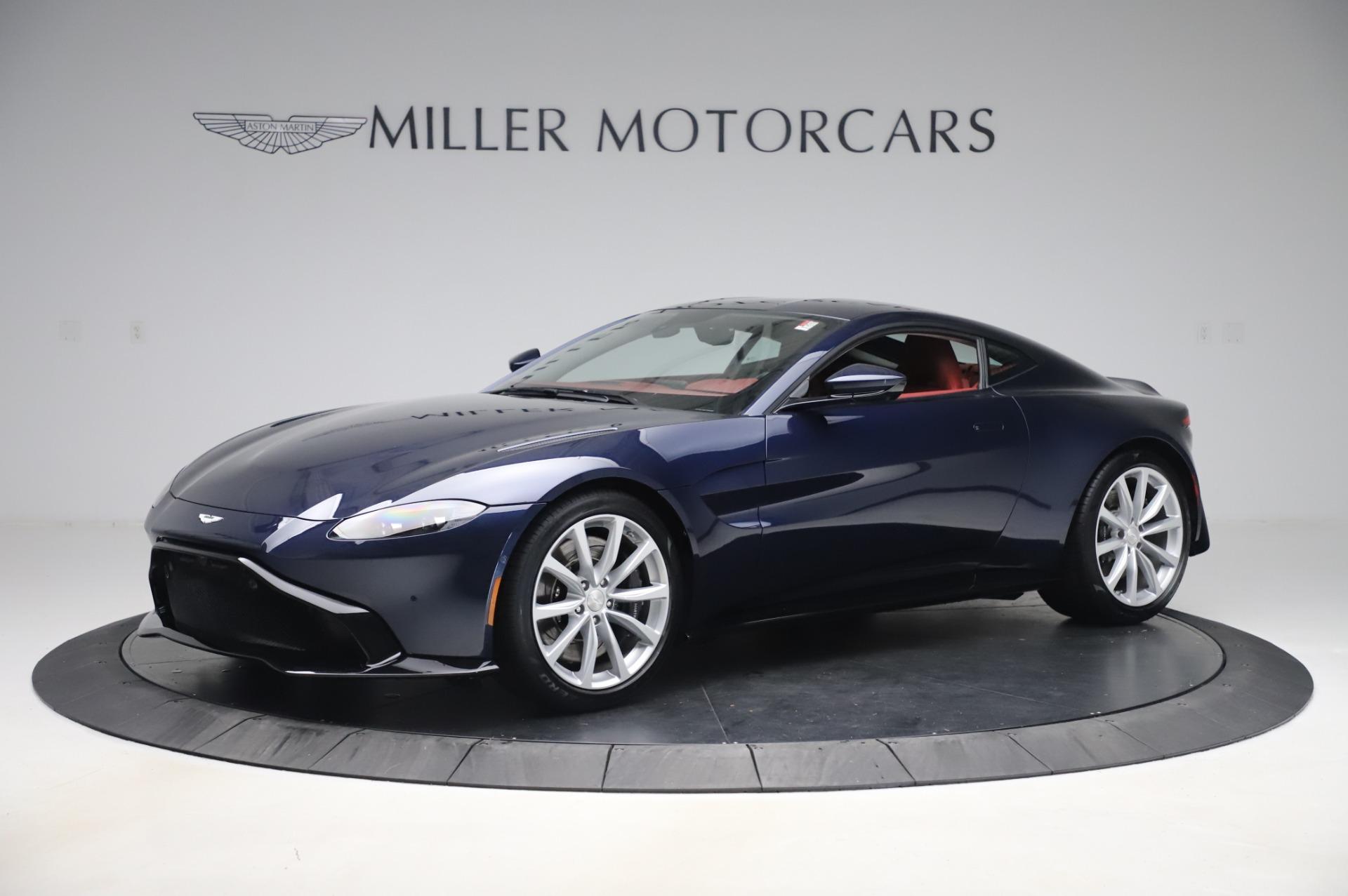 New 2020 Aston Martin Vantage for sale $177,481 at Bugatti of Greenwich in Greenwich CT 06830 1