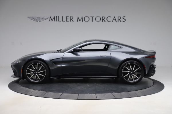 New 2020 Aston Martin Vantage Coupe for sale Sold at Bugatti of Greenwich in Greenwich CT 06830 4