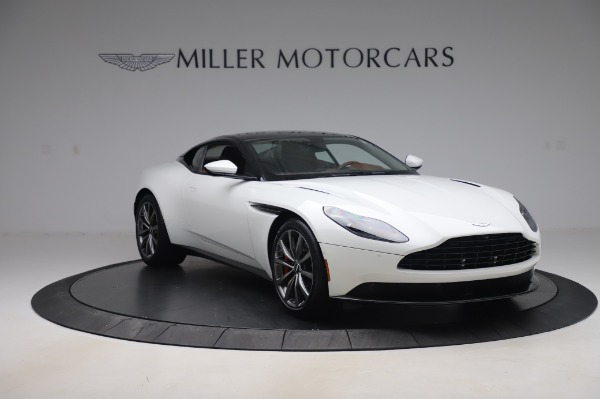 New 2020 Aston Martin DB11 V8 Coupe for sale $233,266 at Bugatti of Greenwich in Greenwich CT 06830 10