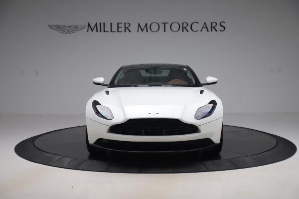 New 2020 Aston Martin DB11 V8 for sale $233,266 at Bugatti of Greenwich in Greenwich CT 06830 11