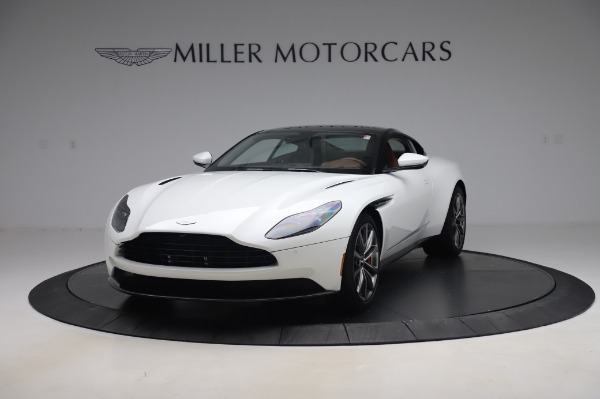 New 2020 Aston Martin DB11 V8 Coupe for sale $233,266 at Bugatti of Greenwich in Greenwich CT 06830 12