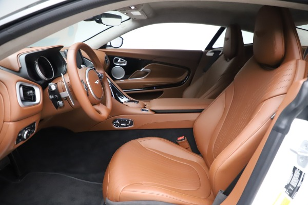 New 2020 Aston Martin DB11 V8 for sale $233,266 at Bugatti of Greenwich in Greenwich CT 06830 13