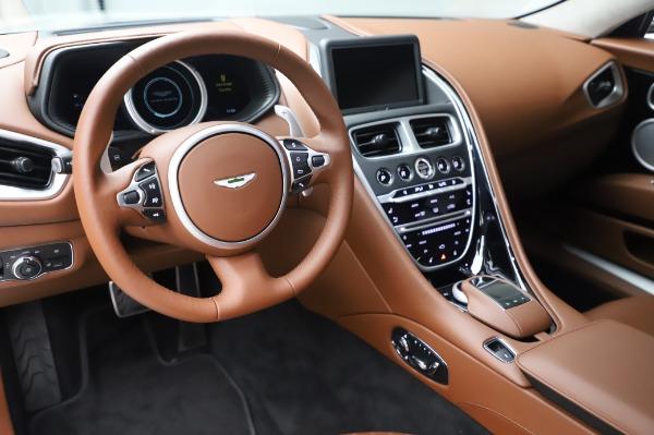 New 2020 Aston Martin DB11 V8 for sale $233,266 at Bugatti of Greenwich in Greenwich CT 06830 14