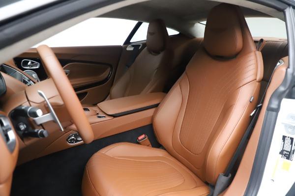 New 2020 Aston Martin DB11 V8 for sale $233,266 at Bugatti of Greenwich in Greenwich CT 06830 15