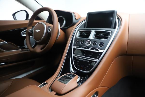 New 2020 Aston Martin DB11 V8 for sale $233,266 at Bugatti of Greenwich in Greenwich CT 06830 18