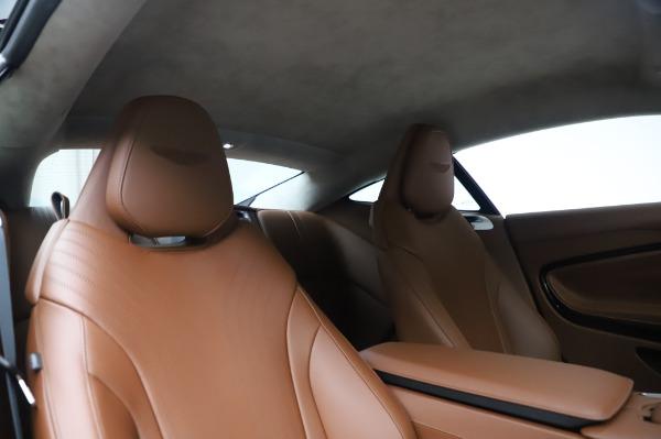 New 2020 Aston Martin DB11 V8 for sale $233,266 at Bugatti of Greenwich in Greenwich CT 06830 19