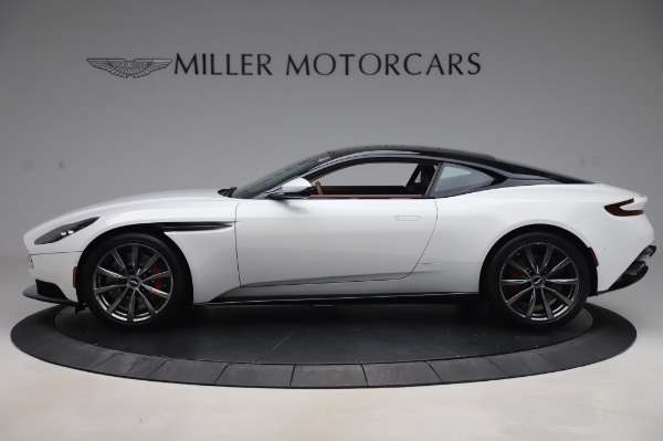 New 2020 Aston Martin DB11 V8 Coupe for sale $233,266 at Bugatti of Greenwich in Greenwich CT 06830 2