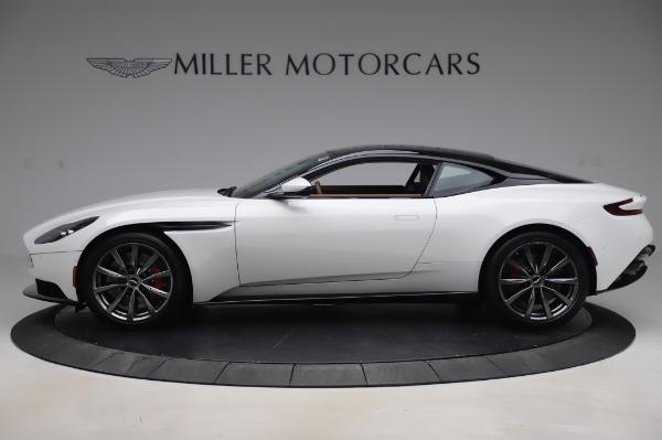 New 2020 Aston Martin DB11 V8 for sale $233,266 at Bugatti of Greenwich in Greenwich CT 06830 2