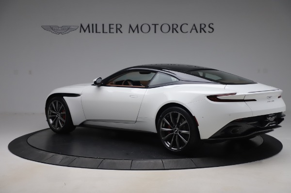 New 2020 Aston Martin DB11 V8 Coupe for sale $233,266 at Bugatti of Greenwich in Greenwich CT 06830 3