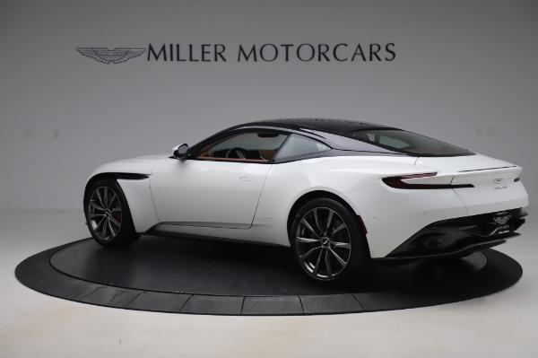 New 2020 Aston Martin DB11 V8 for sale $233,266 at Bugatti of Greenwich in Greenwich CT 06830 3