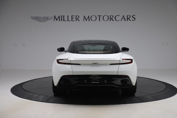 New 2020 Aston Martin DB11 V8 Coupe for sale $233,266 at Bugatti of Greenwich in Greenwich CT 06830 5