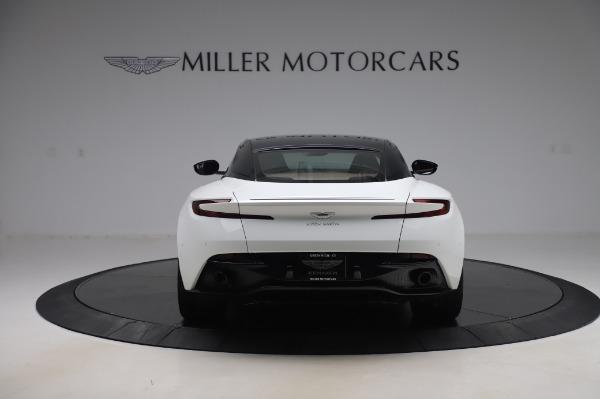 New 2020 Aston Martin DB11 V8 for sale $233,266 at Bugatti of Greenwich in Greenwich CT 06830 5